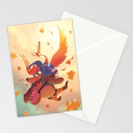 Banjo Kazooie Stationery Cards