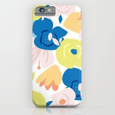 Painterly Blooms iPhone 6s Slim Case