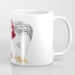 12 Days of Christmas 3 French Hens Coffee Mug