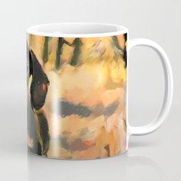 Making Puppy Eyes at You Coffee Mug
