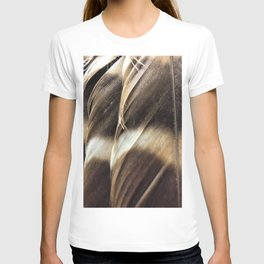 Barred Owl Feathers T-shirt