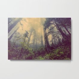 Surrender to the Wild Metal Print