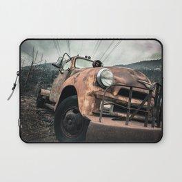 Rusty Road Laptop Sleeve