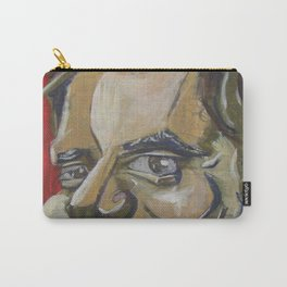 Mit Romney Abstract Carry-All Pouch