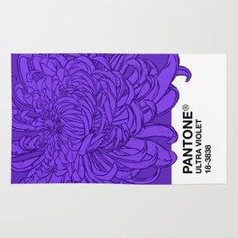 Pantone Ultra Violet 2018 Rug