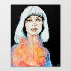 Il pianto dell'universo Canvas Print