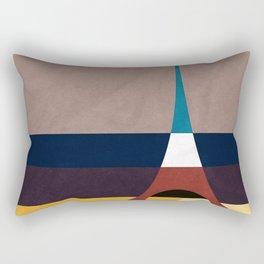 Paris, Eiffel Tower Rectangular Pillow