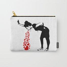 Lovesick - Banksy, Streetart Street Art, Grafitti, Artwork, Design For Men, Women, Kids Carry-All Pouch