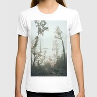 fog T-shirts featuring Fog by Chiara Datteri