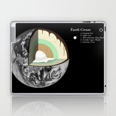 Earth Cream Laptop & iPad Skin