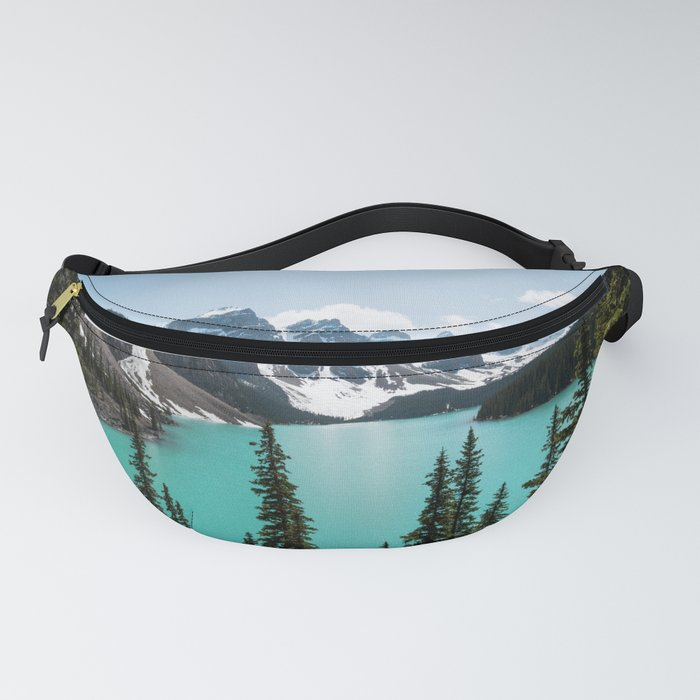 Moraine Lake Landscape Photography Fanny Pack