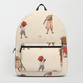 Buttercups 1 (yellow) Backpack