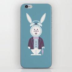 The White Rabbit iPhone & iPod Skin