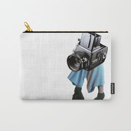 Shooting head vintage camera Carry-All Pouch