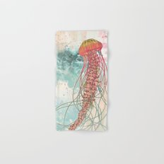 Jellyfish Hand & Bath Towel