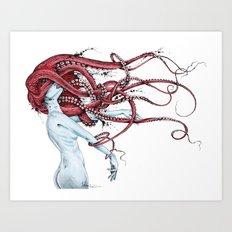 Septoid Art Print