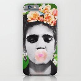 A Hunka Bubble Gum iPhone Case
