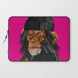 Monkey Beanie Laptop Sleeve