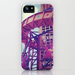 Disney Helter Skelter iPhone Case