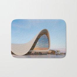 Zaha H A D I D | architect | Heydar Aliyev Center Bath Mat