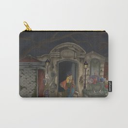 Cemetery Ghost Party Carry-All Pouch