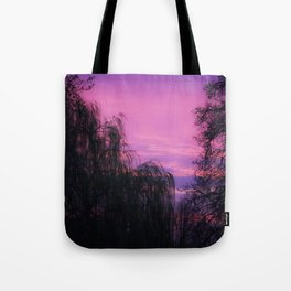 Art By God a beautiful Sunrise Tote Bag
