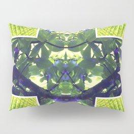 Palm Prism Original Artwork by Rachael Rice Pillow Sham