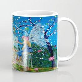 Fairy Artist Coffee Mug