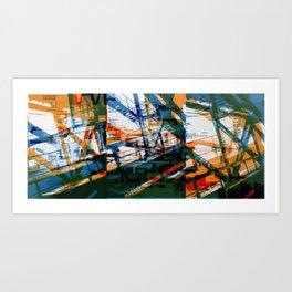 look 03 49 Art Print