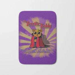 The Terrific Teddy- Ultimate Defender of Sleepytime Bath Mat