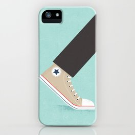 Awful Lot of Running – Natural  iPhone Case