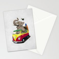 Pack the Trunk (wordless) Stationery Cards