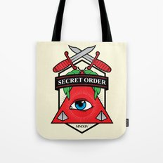 Secret Order Tote Bag