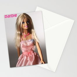 Barbie Q Stationery Cards