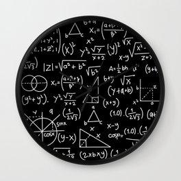 Do the Math Wall Clock