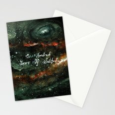 One Hundred Years of solitude Stationery Cards