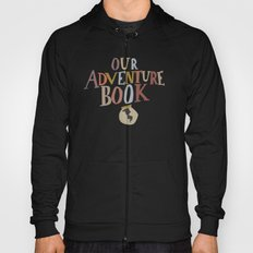 our adventure book Hoody