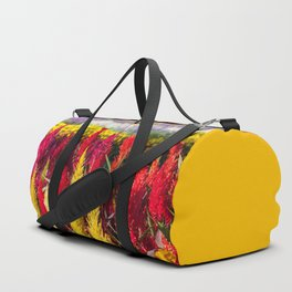 Feather Tails Duffle Bag