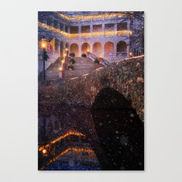 A Fairytale Of Airlie Canvas Print