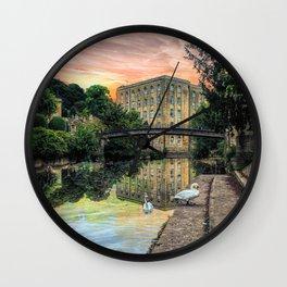 Dream City Wall Clock