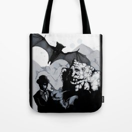 Neverending Story Tote Bag