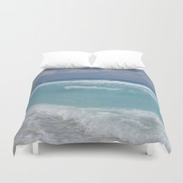 Carribean sea 3 Duvet Cover