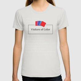 Visitors of Color T-shirt
