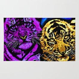 Tiger Cubs Rug