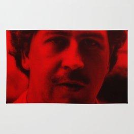 Pablo Escobar - Celebrity (Photographic Art) Rug