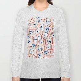 Modern City Long Sleeve T-shirt