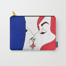 Kiss. French edition Carry-All Pouch