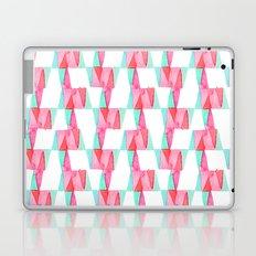 Cheery Triangles Laptop & iPad Skin