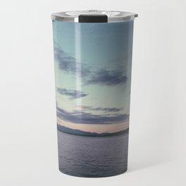 Sunsets in Seattle Travel Mug