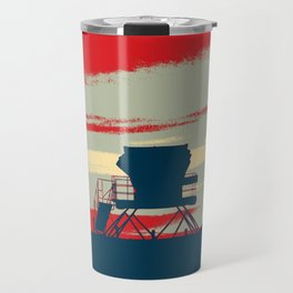 Tower Graphic Travel Mug